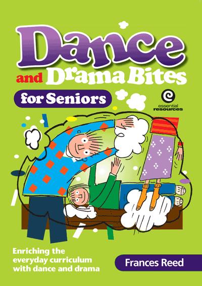 Dance and Drama Bites for Seniors Cover