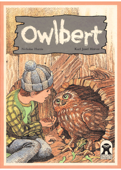 Owlbert  (pb) Cover