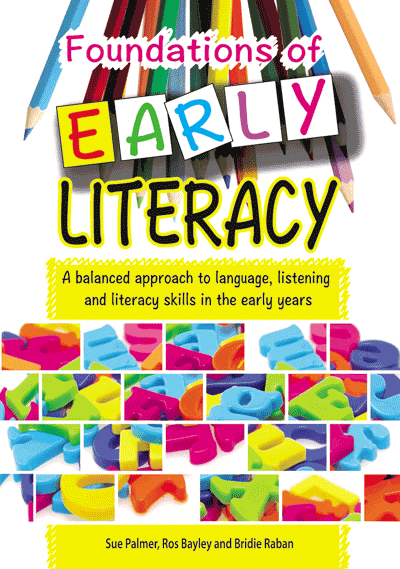 Foundations of Early Literacy Cover