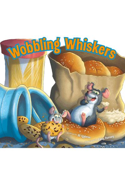 Wobbling Whiskers Cover