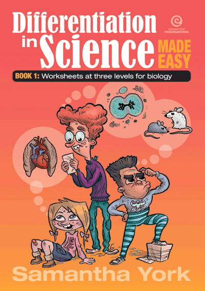essential resources differentiation in science made easy biology