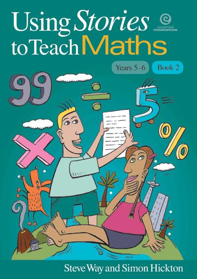 Using Stories to Teach Maths Bk 2 (Yrs 5-6) Cover