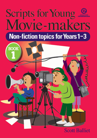 Scripts for Young Moviemakers Cover