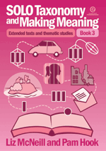 SOLO Taxonomy and Making Meaning Bk 3