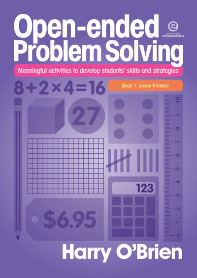 Open-ended Problem Solving: Bk 1 Lower Primary Cover
