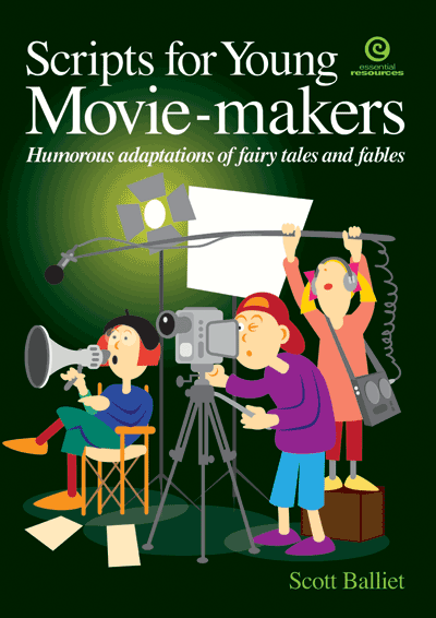 Scripts for Young Movie-makers Cover