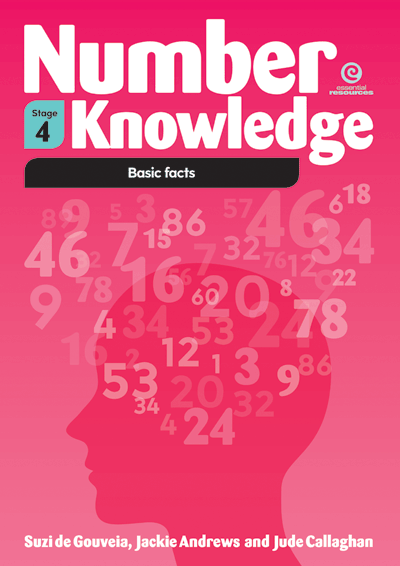 Number Knowledge: Basic facts (Stage 4) Cover