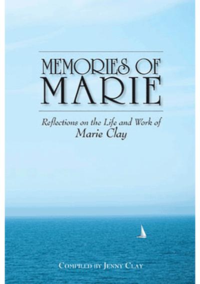 Memories of Marie Cover