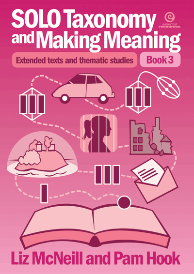 SOLO Taxonomy and Making Meaning Bk 3 Cover