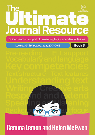 The Ultimate Journal Resource - Bk 3 Cover
