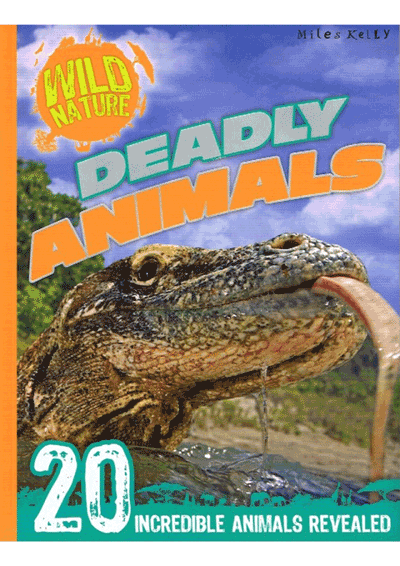 Wild Nature Deadly Animals Cover