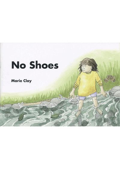 Concepts About Print: No Shoes Cover