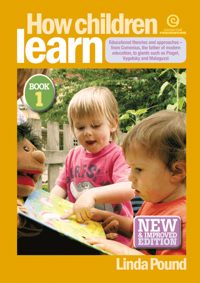 How Children Learn Bk 1 - New & Improved Edition, Colour Cover