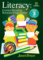 Literacy: Guided Reading Rotation Programme Bk 3