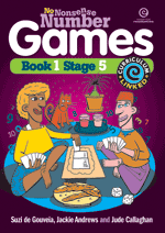 No Nonsense Number Games Bk 1: Stage 5