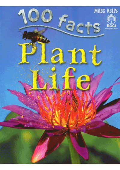 100 Facts - Plant Life Cover