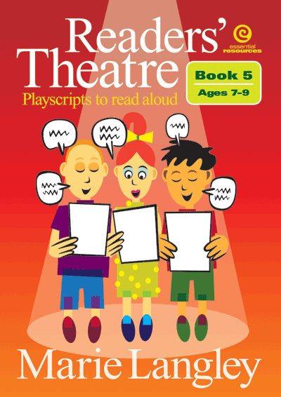 Readers' Theatre Bk 5 Cover