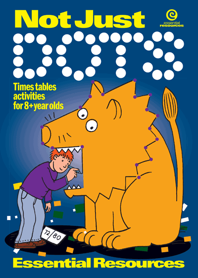 Not Just Dots (for 8+ year olds) Cover