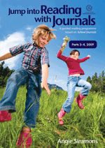 Jump into Reading with Journals (Parts 3-4), 2009
