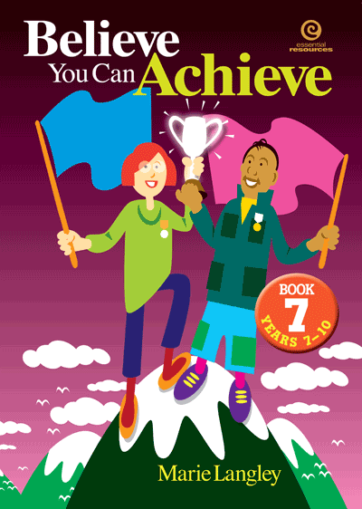 Believe You Can Achieve Bk 7 Yrs 7-10 Cover