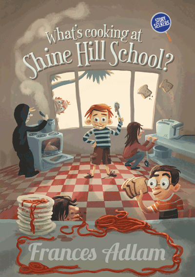 What's Cooking at Shine Hill School? Cover