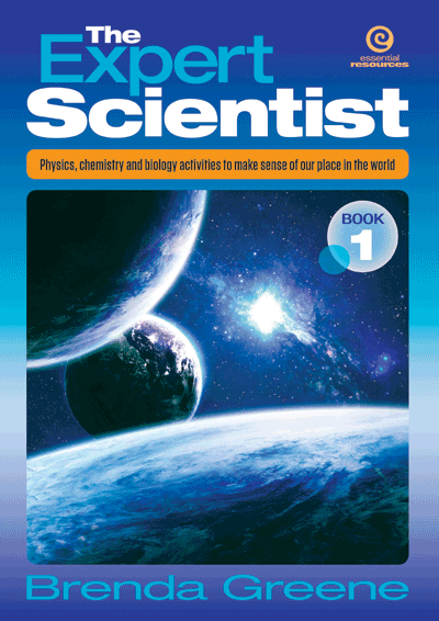 The Expert Scientist Bk 1 Cover