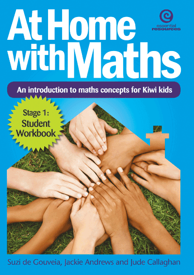 At Home with Maths - An introduction to maths concepts Cover