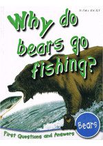 Why do bears go fishing?