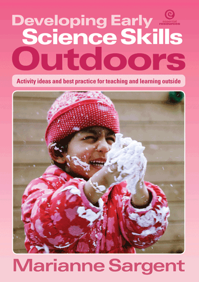 Developing Early Science Skills Outdoors Cover