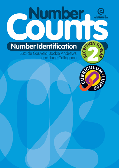 Number Counts: Number Identification (Reception-Y2) Cover