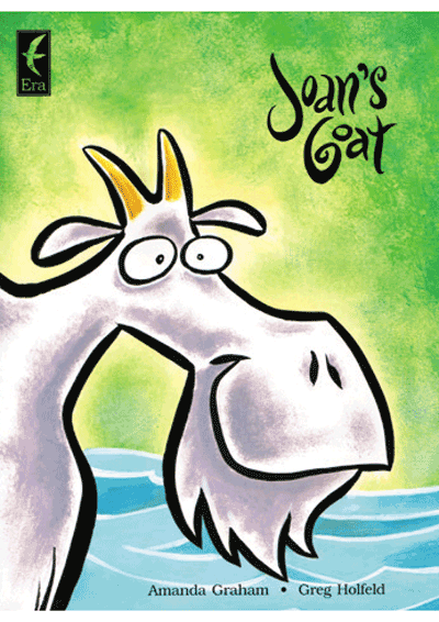 Joan's Goat  (pb) Cover
