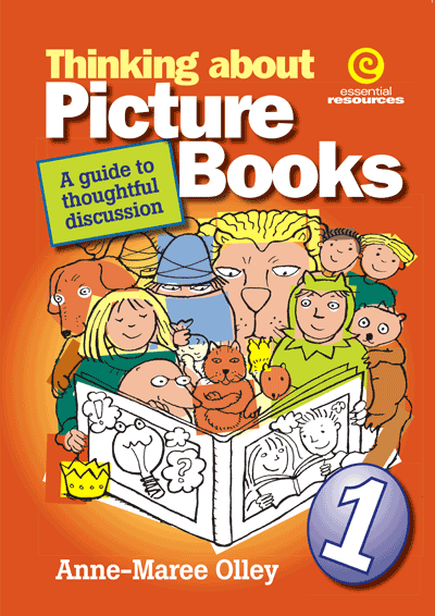 Thinking about Picture Books Bk 1 Cover