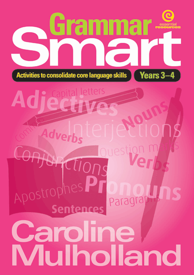 Grammar Smart for Yrs 3-4 Cover