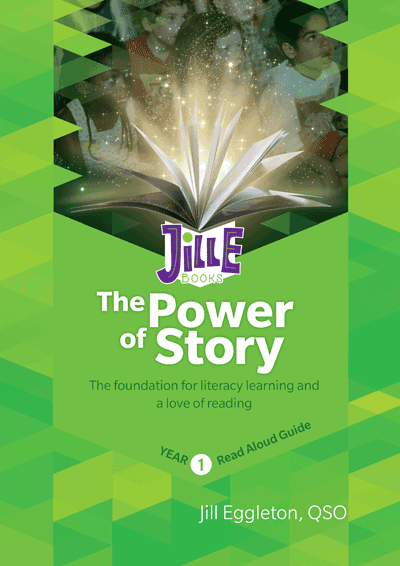 The Power of Story - Read Aloud Guide, Year 1 Cover