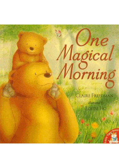 One Magical Morning Cover