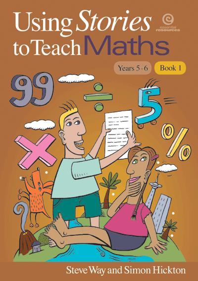 Using Stories to Teach Maths Bk 1 (Yrs 5-6) Cover