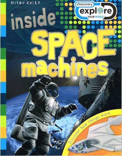 Inside Space Machines Cover