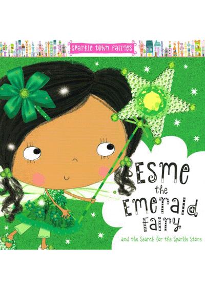 Esme the Emerald Fairy Cover