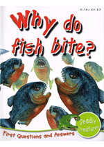 Why do fish bite?