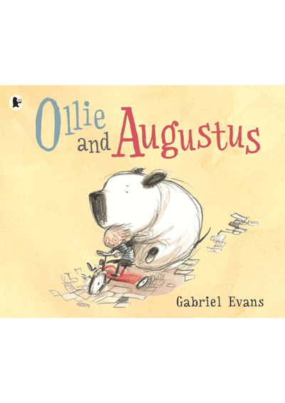 Ollie and Augustus Cover