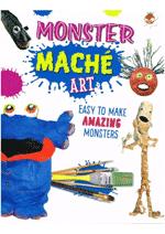Wild Art - Monster Mache Art