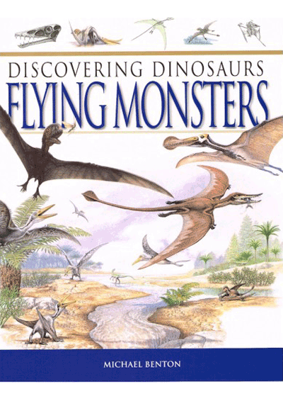 Discovering Dinosaurs - Flying Monsters Cover