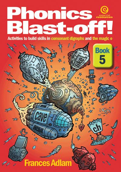 Phonics Blast-off! Bk 5 Cover