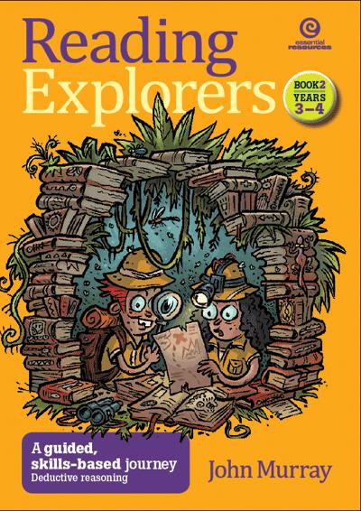 Reading Explorers Bk 2 Yrs 3–4: Deductive reasoning Cover