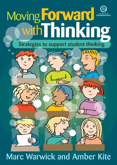 Moving Forward with Thinking Cover