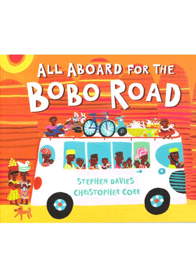 All Aboard for the Bobo Road Cover