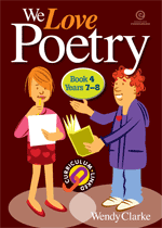 We Love Poetry Bk 4 Yrs 7-8