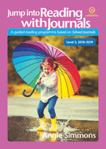 Jump into Reading with Journals L3, 2018-19