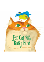 Fat Cat and Baby Bird