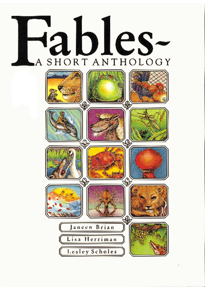 Fables: A Short Anthology (pb) Cover